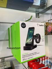 Belkin Powerhouse Apple Watch and iPhone Charger Dock | Watches for sale in Nairobi, Nairobi Central