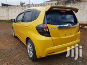 Honda Fit 2011 Sport Automatic Yellow | Cars for sale in Nairobi, Ngando