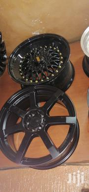 Alloy Rims Size 17"