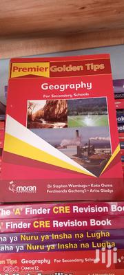 Premier Golden Tips Geography for Secondary Schools. | Books & Games for sale in Nairobi, Kahawa West