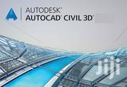 Autodesk Autocad Civil 3D 2020 | Software for sale in Nairobi, Nairobi Central