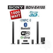 Sony BDV-E4100 1000W DVD Home Theatre System - Black | Audio & Music Equipment for sale in Nairobi, Nairobi Central