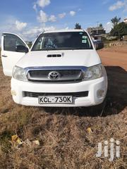 Toyota Hilux 2010 White | Cars for sale in Nairobi, Kahawa West