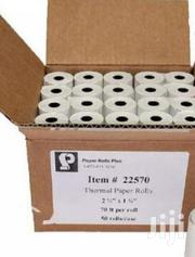 80mm Roll Thermal Paper For Printer | Stationery for sale in Nairobi, Nairobi Central