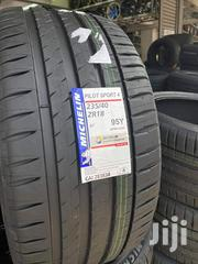 235/40 R18 Michelin Plot Sport 4 Tyre | Vehicle Parts & Accessories for sale in Nairobi, Nairobi Central
