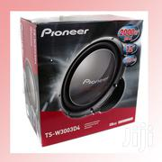 Loud Powerful Pioneer TS-W3003D4 Champion Series Pro Sub Woofer | Audio & Music Equipment for sale in Nairobi, Nairobi Central