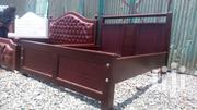 Brown 5by6 Jamo Bed Offer | Furniture for sale in Kajiado, Ongata Rongai