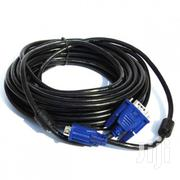 10m VGA To VGA Cable High Quality   Accessories & Supplies for Electronics for sale in Nairobi, Nairobi Central