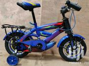 Kids Bicycle Bmx Ben 10 Size 12"