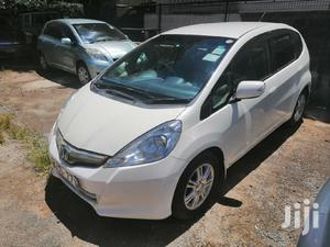 Honda Fit Automatic 2012 White