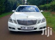 Mercedes-Benz E300 2010 White | Cars for sale in Nairobi, Westlands