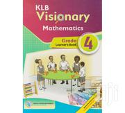 Visionary Mathematics Grade 4 | Books & Games for sale in Nairobi, Kahawa West