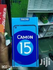 New Tecno Camon 15 64 GB Black | Mobile Phones for sale in Nairobi, Nairobi Central