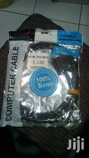 HDMI Yo DVI Cable 1.5m | Accessories & Supplies for Electronics for sale in Nairobi, Nairobi Central