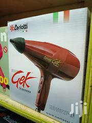 Zeriotti Hair Dryer Red | Tools & Accessories for sale in Nairobi, Nairobi Central