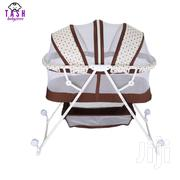 Metal Baby Crib/Baby Bed/Bassinet With A Zipper | Children's Furniture for sale in Nairobi, Westlands