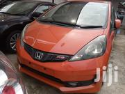 Honda Fit 2012 Automatic Orange | Cars for sale in Mombasa, Shimanzi/Ganjoni