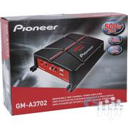 Pioneer GM-A3702 500W Peak (190W RMS) 2-channel A Series Bridgeable | Audio & Music Equipment for sale in Nairobi, Nairobi Central