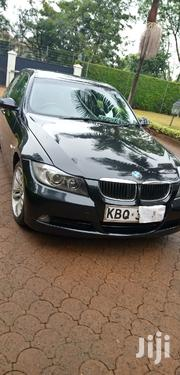 BMW 320i 2005 Black | Cars for sale in Wajir, Township