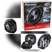 PIONEER TS-SWX3002S4 12 1500W SHALLOW MOUNT SUBWOOFER ENCLOSURE BASS"