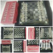 Crystal Glass Chess Set With Extra Pieces | Books & Games for sale in Nairobi, Nairobi Central