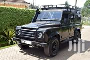 Land Rover Defender 2009 Black | Cars for sale in Nairobi, Karen