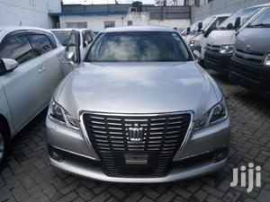 Toyota Crown 2012 Silver