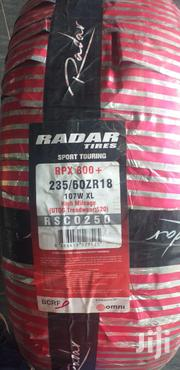 235/60zr18 107 W Radar Tyre's Is Made in China | Vehicle Parts & Accessories for sale in Nairobi, Nairobi Central