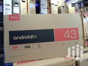 TCL 43 Inch Smart Android TV | TV & DVD Equipment for sale in Nairobi, Nairobi Central