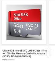 64gb Memory Card With Warranty | Accessories for Mobile Phones & Tablets for sale in Nairobi, Nairobi Central