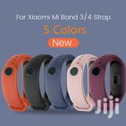 Mi Band 4/Band 3 Silcone Strap | Smart Watches & Trackers for sale in Nairobi, Nairobi Central