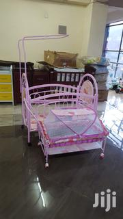 Baby Cot With Bassinet | Children's Furniture for sale in Nairobi, Umoja II