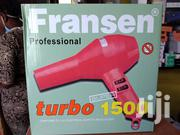 Warranty Quality Hair Dryer Blow Dry Red And Black Frandsen Turbo | Tools & Accessories for sale in Nairobi, Nairobi Central