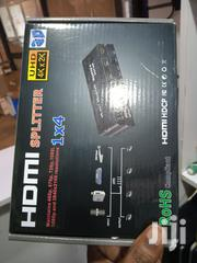 Gold Platted Connector Splitters 1*4 Hdmi Splitter | Accessories & Supplies for Electronics for sale in Nairobi, Nairobi Central
