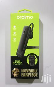 Oraimo Knight Movable Bluetooth Earpiece | Accessories for Mobile Phones & Tablets for sale in Nairobi, Nairobi Central