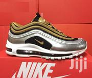 Nike Airmax 97- Ash/Gold | Shoes for sale in Nairobi, Nairobi Central