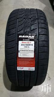 255/40zr19 Radar Tyres Is Made in China | Vehicle Parts & Accessories for sale in Nairobi, Nairobi Central