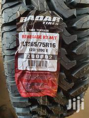 265/75r16 Radar MT Tyres Is Made in China | Vehicle Parts & Accessories for sale in Nairobi, Nairobi Central