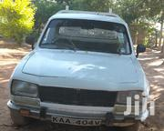 Peugeot 504 1999 White | Cars for sale in Machakos, Masii