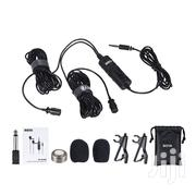 BOYA BY-M1DM Double Head Lavalier Lapel Clip-On Microphone | Audio & Music Equipment for sale in Nairobi, Nairobi Central