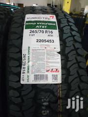 265/70r16 Kumho Tyres Is Made in Korea   Vehicle Parts & Accessories for sale in Nairobi, Nairobi Central