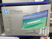 Hp 27inch Full HD Monitor Brand New | Computer Monitors for sale in Nairobi, Nairobi Central