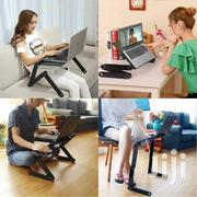 Laptop Stand With A Fan And A Mouse Pad | Computer Accessories  for sale in Nairobi, Nairobi Central