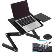 Adjustable Laptop Stand With 2 CPU Cooling Fans | Computer Accessories  for sale in Nairobi, Nairobi Central