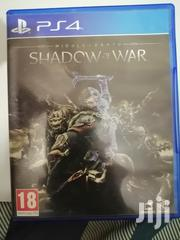 Shadow Of War | Video Games for sale in Kajiado, Kitengela