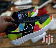 Nike Airforce Tie Dye Black | Shoes for sale in Nairobi, Nairobi Central