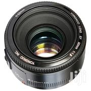 Yongnuo Yn50mm F/1.8 Lens  For Canon | Accessories & Supplies for Electronics for sale in Nairobi, Nairobi Central