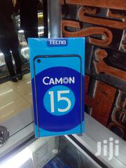 New Tecno Camon 15 64 GB Gold | Mobile Phones for sale in Nairobi, Nairobi Central