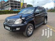 Toyota Land Cruiser Prado 2007 Black | Cars for sale in Kajiado, Ongata Rongai