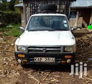 Toyota Hilux 2000 White | Cars for sale in Nyeri, Naromoru Kiamathaga